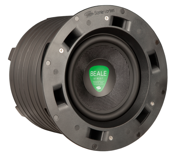 Beale Street Audio ICS6-MB, subwoofer 6,5""